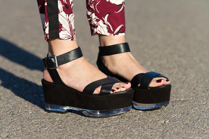 Calzado de verano blogger Adicta a los Zapatos WOWS plataformas