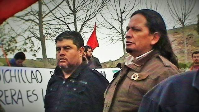 [IMÁGENES] Funeral trabajador del cobre Nelson Quichillao