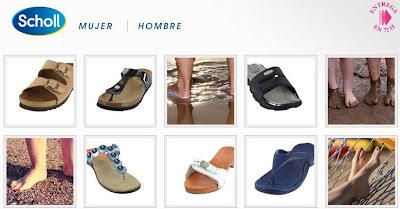 Venta de zapatos Scholl para mujer
