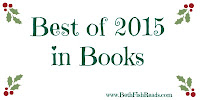 Best Books Read in 2015 from Beth Fish Reads