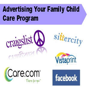 child care advertising