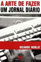 Capa do livro A Arte de Fazer um Jornal Diário