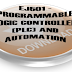 EJ501 - PROGRAMMABLE LOGIC CONTROLLER (PLC) AND AUTOMATION
