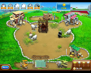 Farm Frenzy 4: Free Download Game House, Full Version