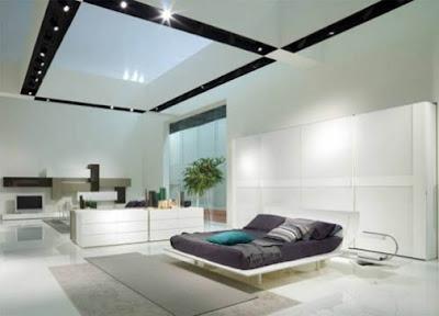 12 ultra moderne Styles Chambres à coucher ~ Design Interieur France