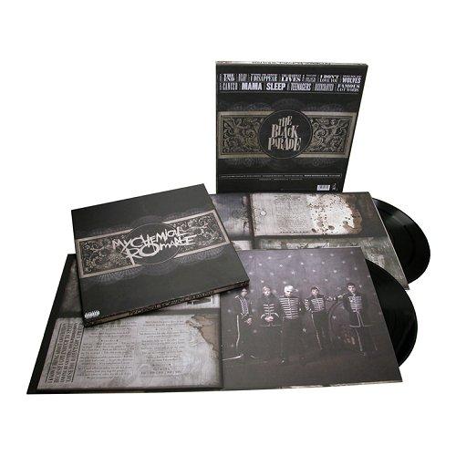 JB Hi-Fi Black Parade, The (Vinyl) (Reissue) MY CHEMICAL
