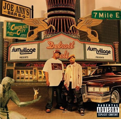 Slum Village – Detroit Deli (A Taste Of Detroit) (CD) (2004) (FLAC + 320 kbps)