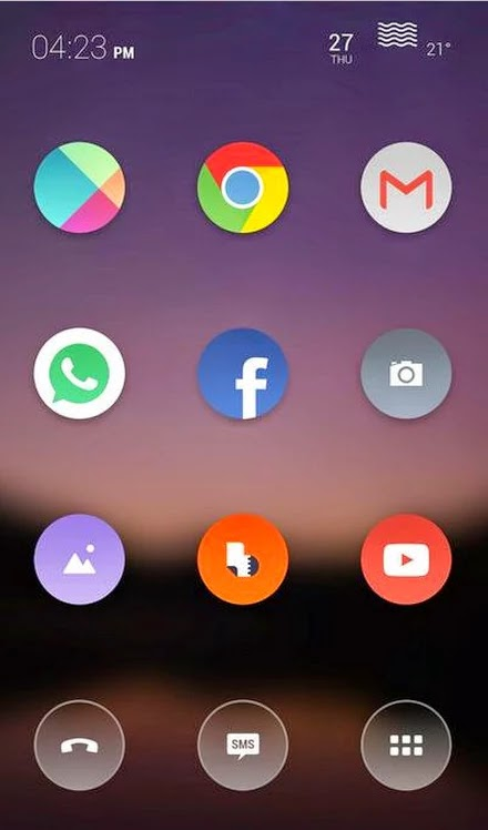 Buzz Launcher v1.5.1.16