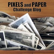 Pixels and Paper Challenge Blog