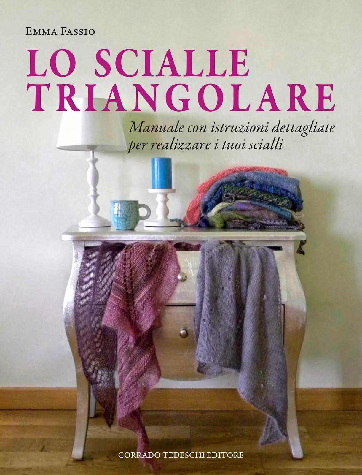 Libro sugli scialli triangolari