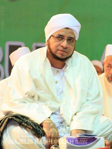 Habib Munzir bin Fuad Al-Musawa dikabarkan meninggal dunia, Minggu(15 ...