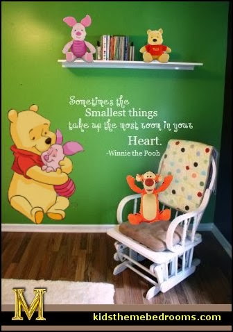Decorating theme bedrooms - Maries Manor: winnie the pooh bedroom ...