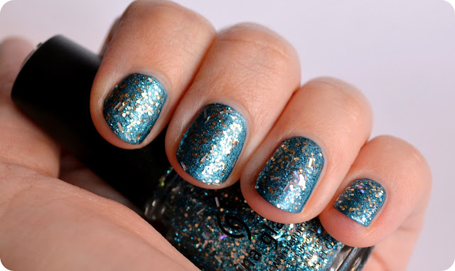 Review China Glaze Happy HoliGlaze BELLS WILL BE BLINGING