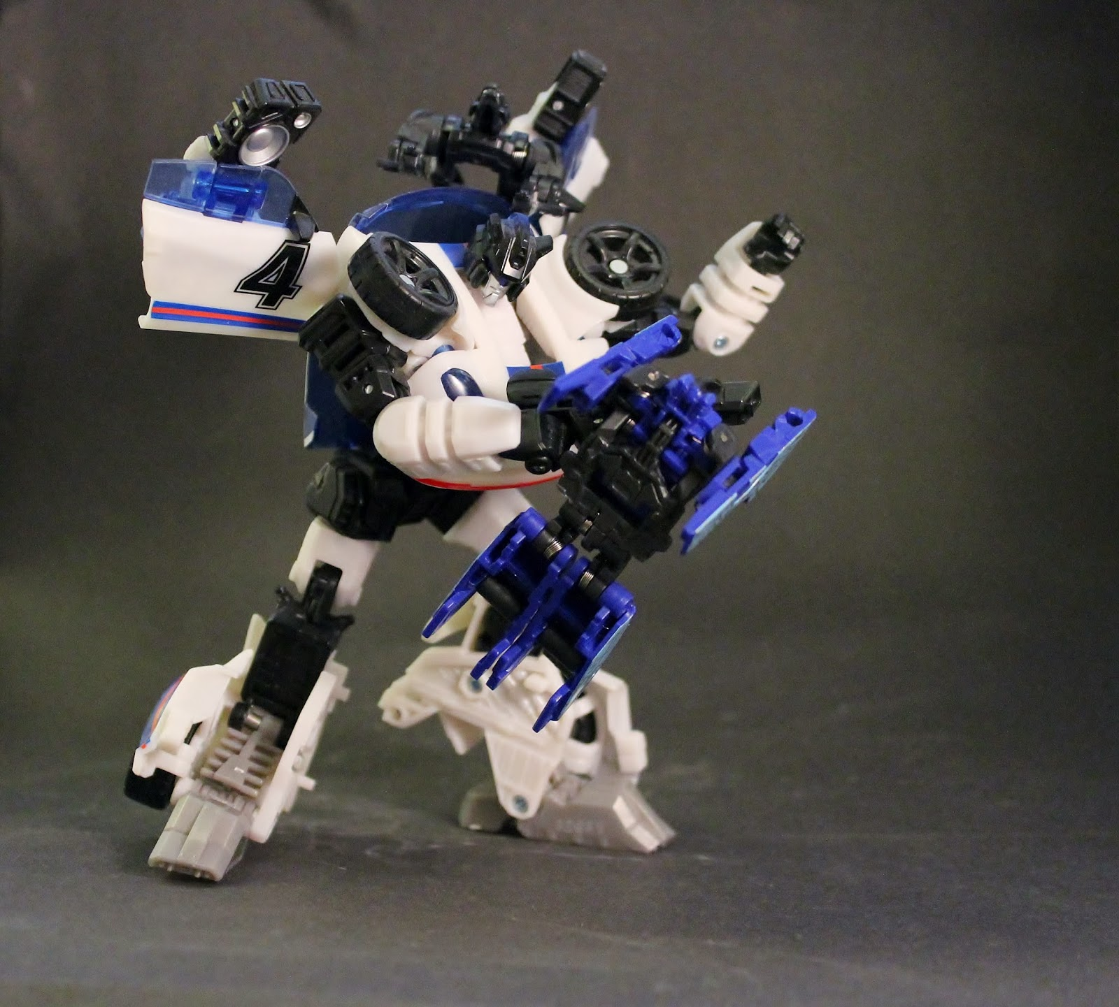 Ravage and Rumble attack Jazz