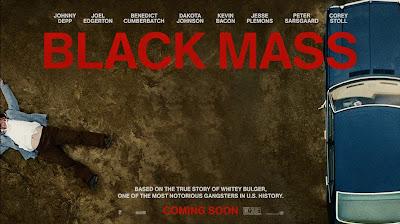 Black Mass Banner Poster