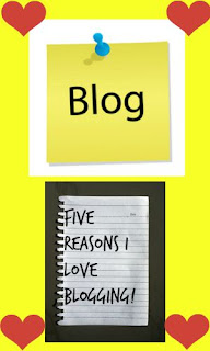 Five Reasons I Love Blogging