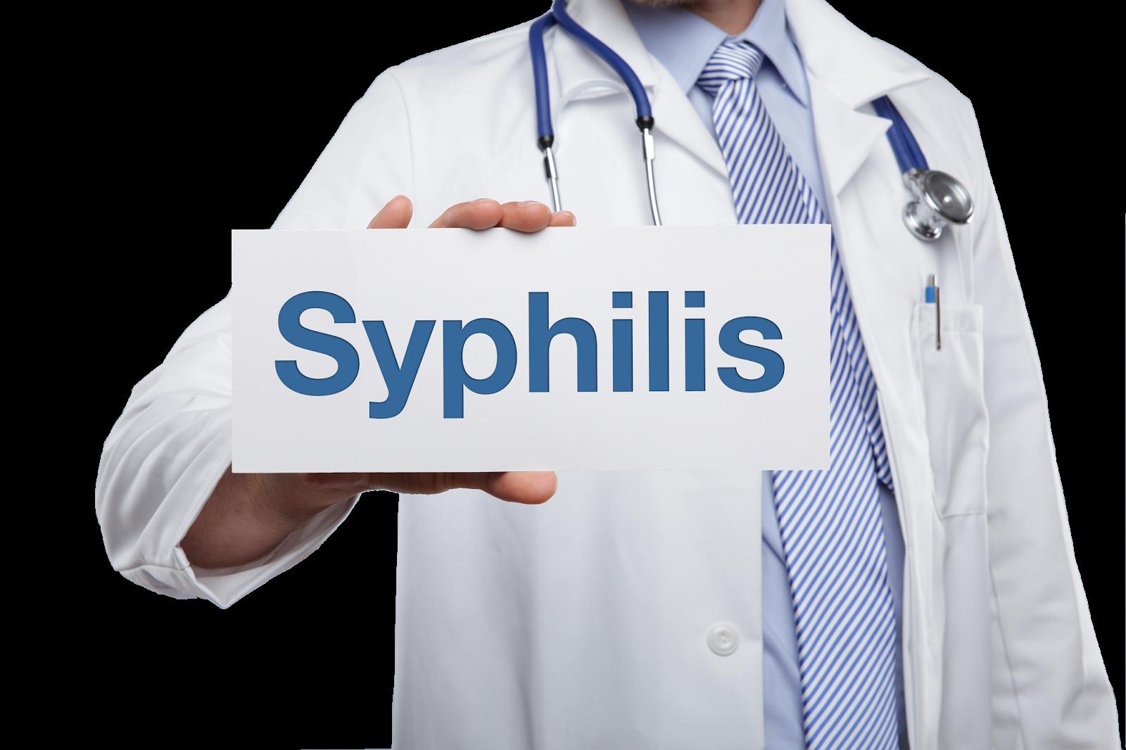 Сифилис обнаружен – что делать?