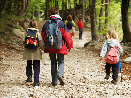 Tips for Strolling with Children