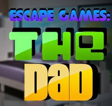 123Bee Escape Games The Dad Walkthrough