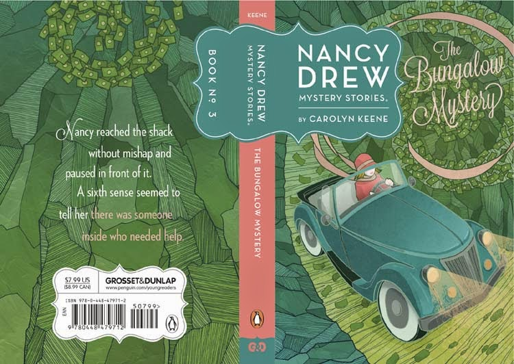 Nancy Drew Book Cover Pictures ~ Nancy drew sleuth new classic covers giveaway
