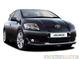 Harga Toyota Auris Spesifikasi 2012