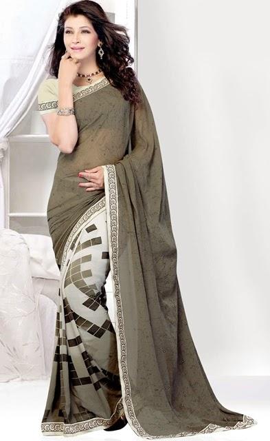 Printed Saree Collection 2014