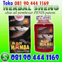 Black Mamba Africa Super pembesar Penis