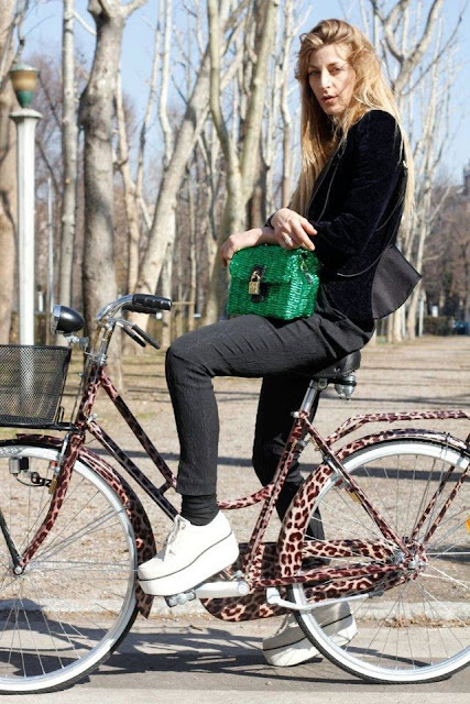 ada kokosar dolce gabbana animaler bicycle blog embed Animalier by Dolce & Gabbana