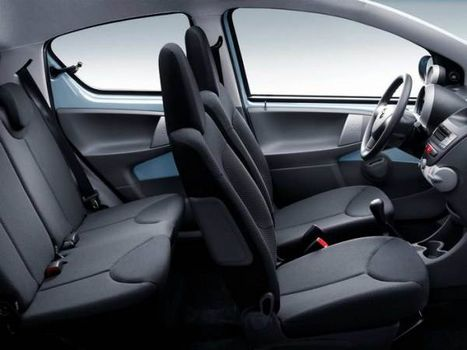 Berikut ini spesifikasi Toyota Aygo (Eropa Version)