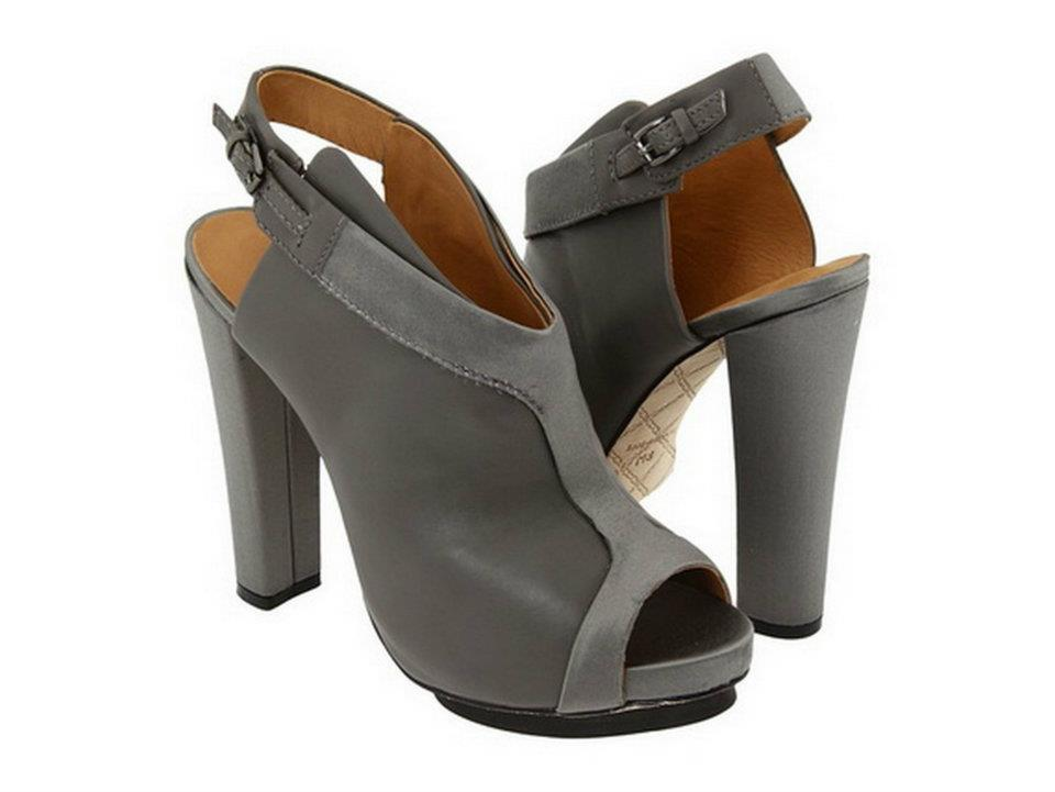 Women's Summer Sling Back Heels For 2012 | plumede