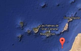 terremotos Canarias, lunes 16 noviembre