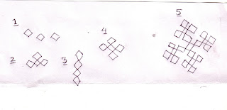 sketches for making sindhi embroidery