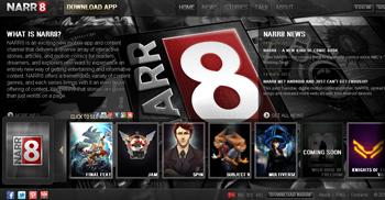 NARR8 lee tus comics favoritos online y en 3D - www.dominioblogger.com