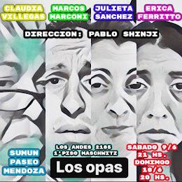 LOS OPAS. Finalizó 1er temporada 2018