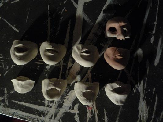 Stop Motion Animation Puppet by Jeff Lafferty