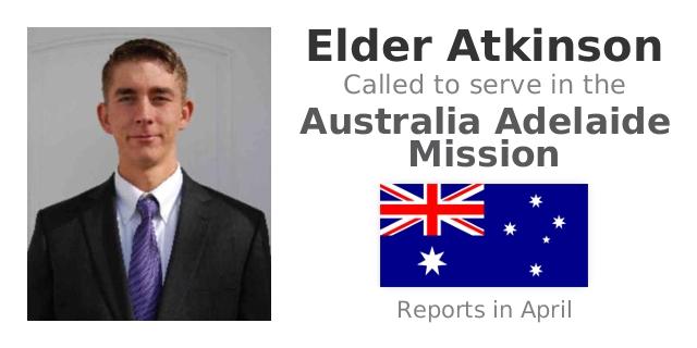 Elder Ty Atkinson