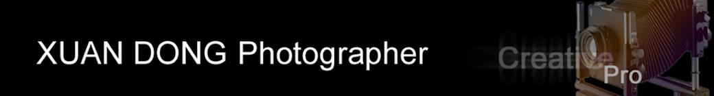 Photographer XUAN DONG