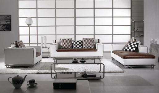 Unique furniture nowadays livingroom furniture - Modern living room furniture set ...