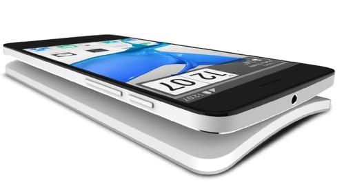 Zte utilizza la nuova tecnologia NMT per la produzione di smartphone curvi