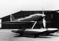 avión Supermarine S6B