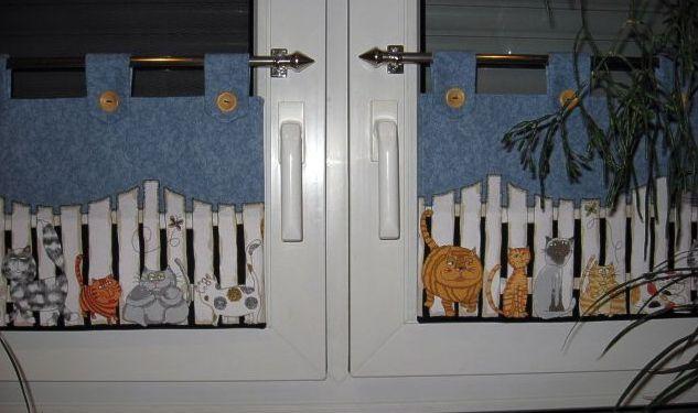 patchgarden neue k chengardine. Black Bedroom Furniture Sets. Home Design Ideas