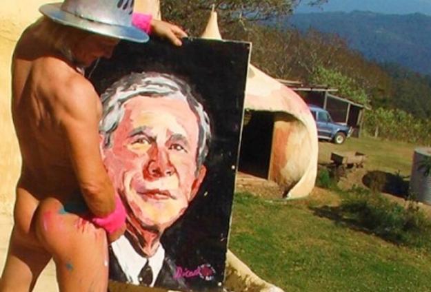 Pricasso : el pintor que pinta con el pene