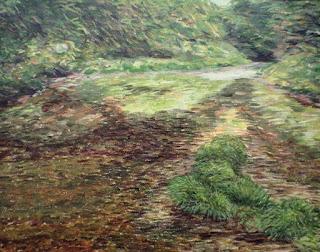 allegheny peace,  Kristina Rule, impressionism