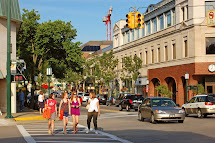 Downtown Birmingham Michigan