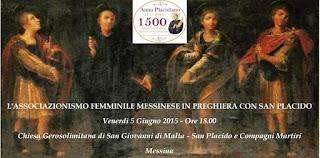 ANNO PLACIDIANO 515-2015. EVENTI DI GIUGNO