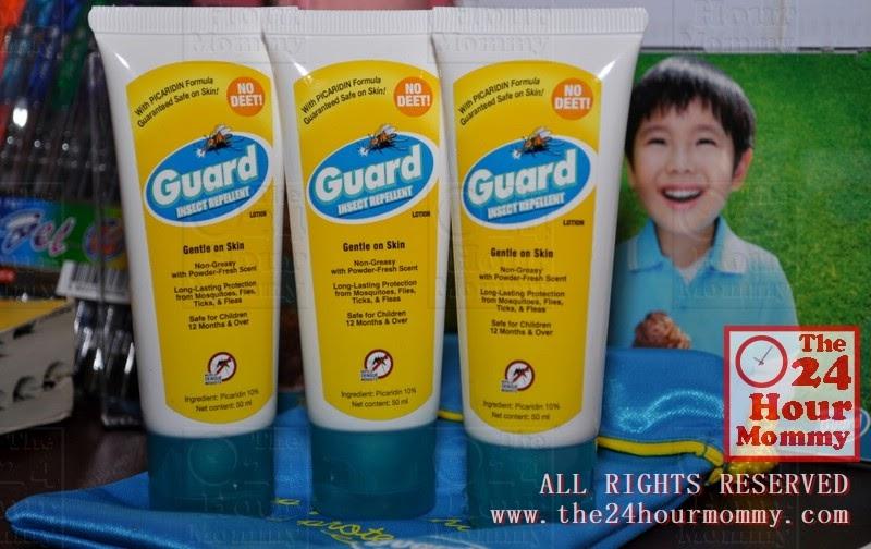 philippines studies about mosquito repellent