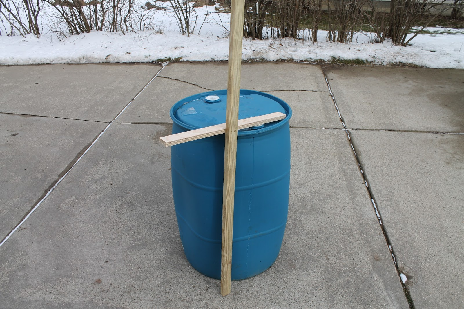 Preparing barrels for grow beds aquaponics or hydroponics for Hydroponic grow bed