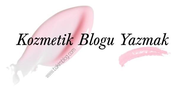 kozmetik bloglari basin urunu bedava kozmetik urun yazi
