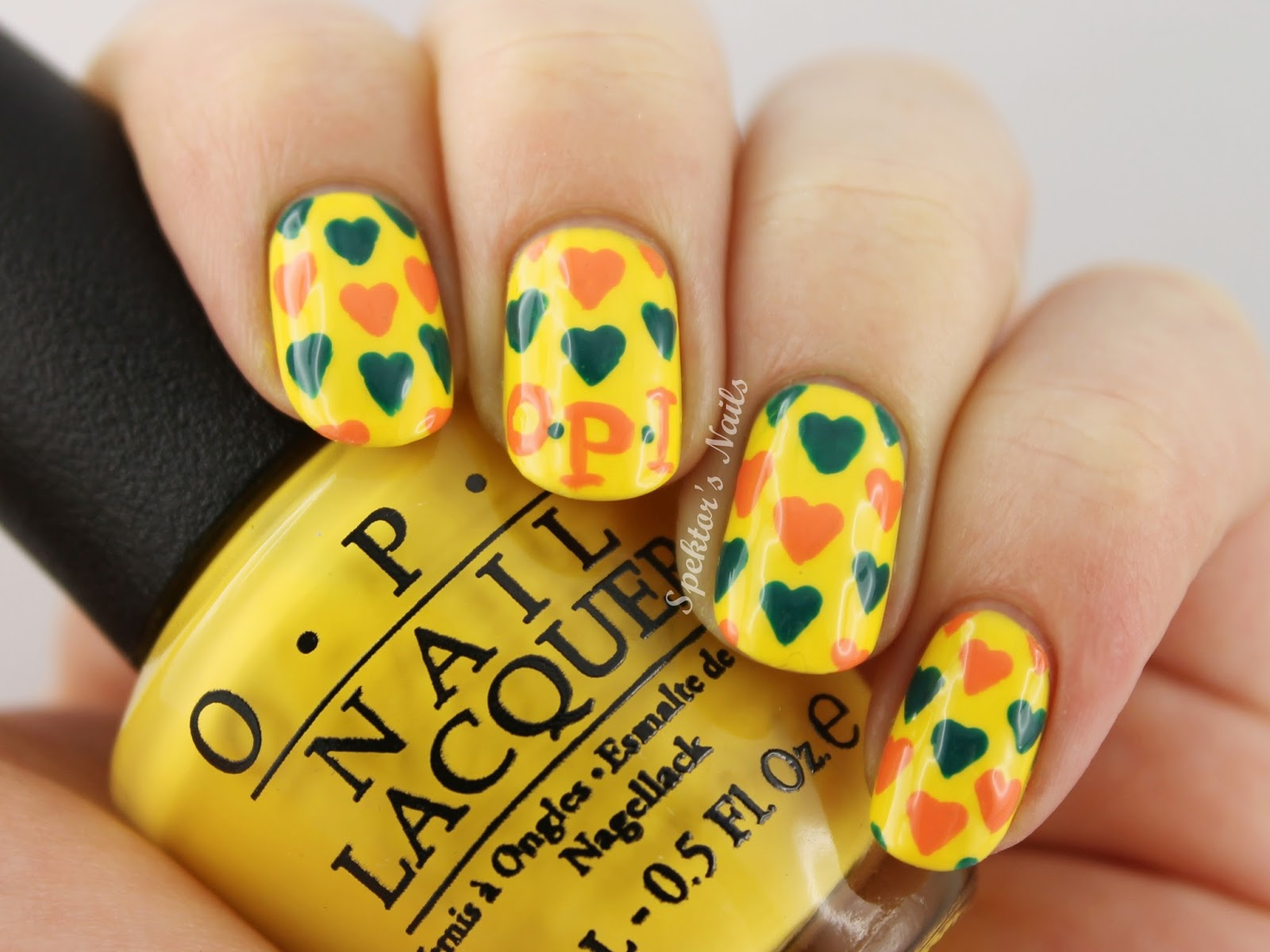 OPI Brazil Collection 2014 - Nail Art