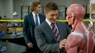 "Recap/review of Supernatural 6x14 ""Mannequin 3: The Reckoning"" by freshfromthe.com"